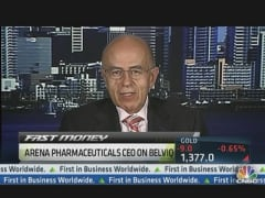 Arena Pharmaceuticals CEO on Belviq