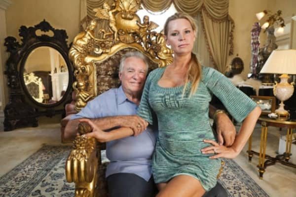 The Bravo reality show Queen of Versailles with Jackie and David Siegel