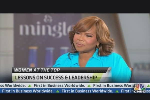 Women At the Top: Mona Scott-Young