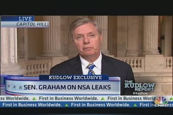 Sen. Graham on NSA Leaks