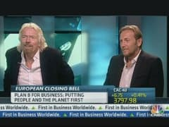 Businesses Should Tackle Global Issues: Branson