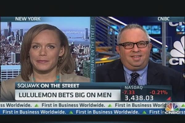 LULU's Big Bet on Men
