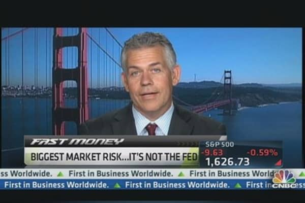 Trading Ahead of the Fed