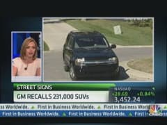 GM Recalls 231,000 SUVs