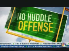 No Huddle Offense: Left Out In the Coal?