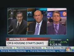 US May Housing Starts Surge 6.8%; May Inflation Tame
