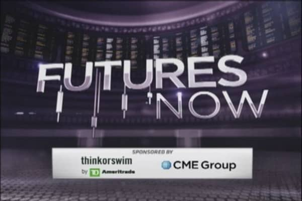 Futures Now, June 18, 2013