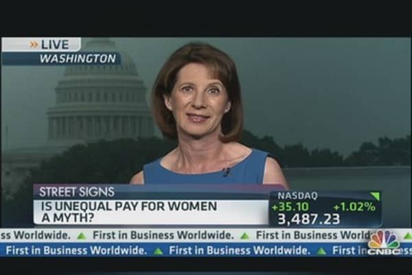 Unequal Pay for Women a Myth: Furchtgott-Roth