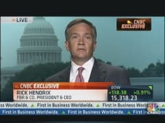 FBR & Co. CEO: Higher Rates May Slow US Growth