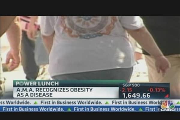 Obesity a Disease