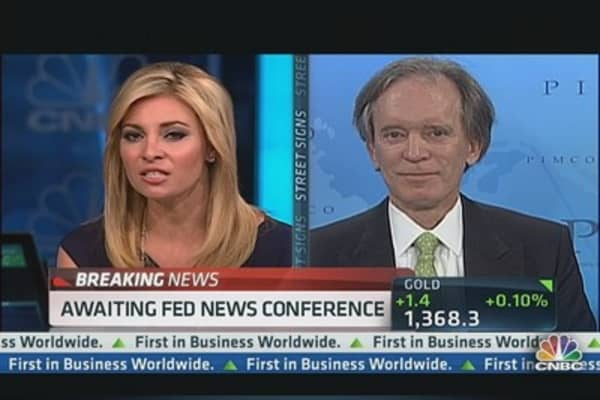 Bill Gross: Tapering Has Been Deferred