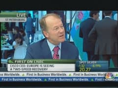 Cisco CEO: The US Tax System Is 'Broken'