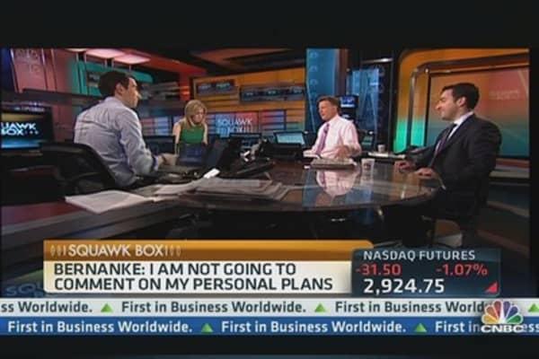 Markets Read FOMC Negatively: Expert