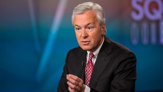 John Stumpf, CEO of Wells Fargo