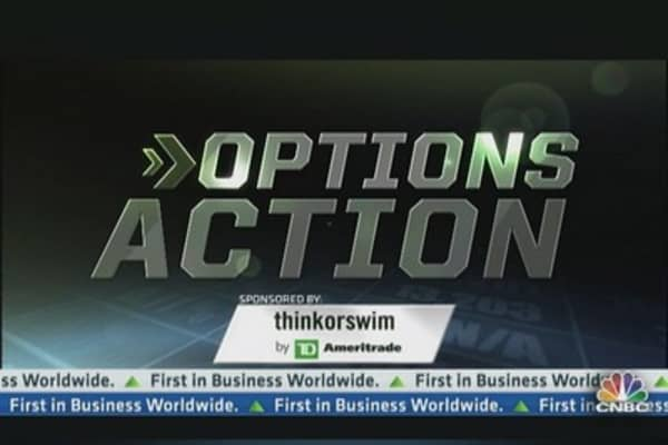 Options Action: Traders Dislike Facebook
