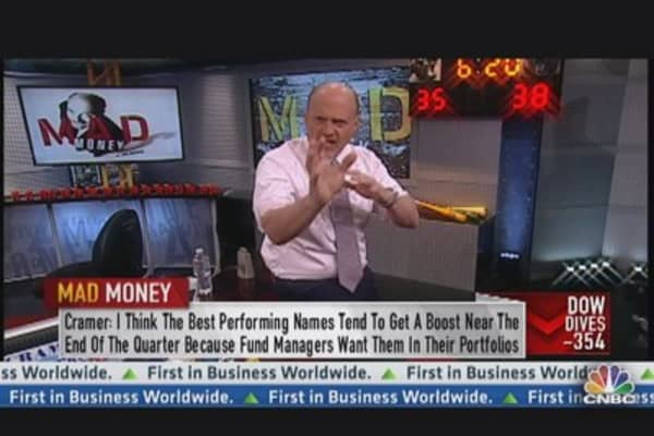 Cramer's Favorite Stock Now