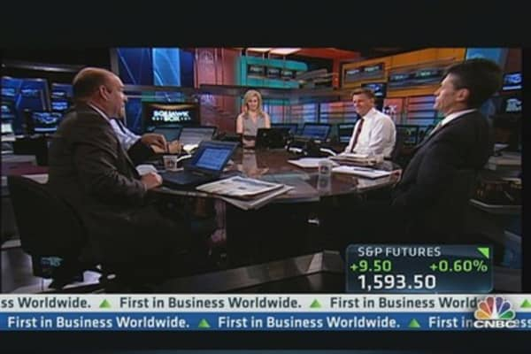 Tepper, Taper & the 10-Year