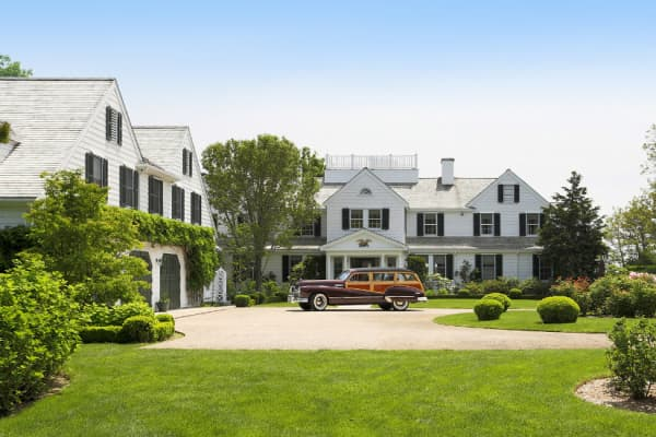 As supply of cape cod mansions shrinks prices soar for Private estates for sale