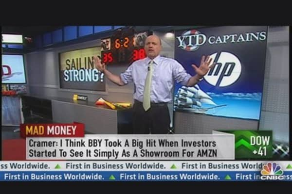 3 Classic Turnaround Stories: NFLX, BBY & HPQ