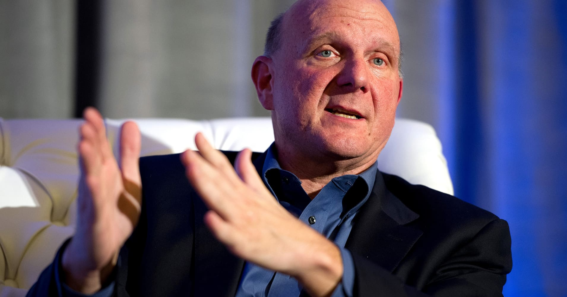 Tech Revolt Over Trump's Immigration Ban is Off the Mark, Ex-Microsoft CEO Steve Ballmer Says