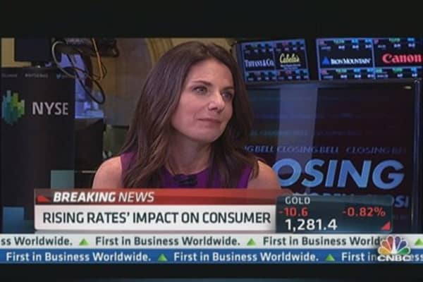 Interest Rate Impact on Consumers