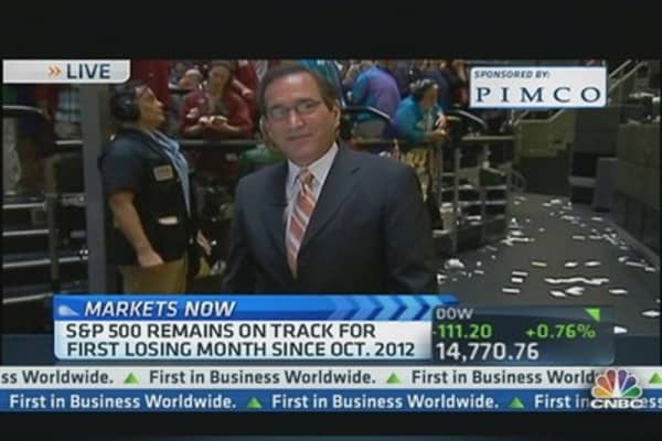 Santelli's Morning Bond Update