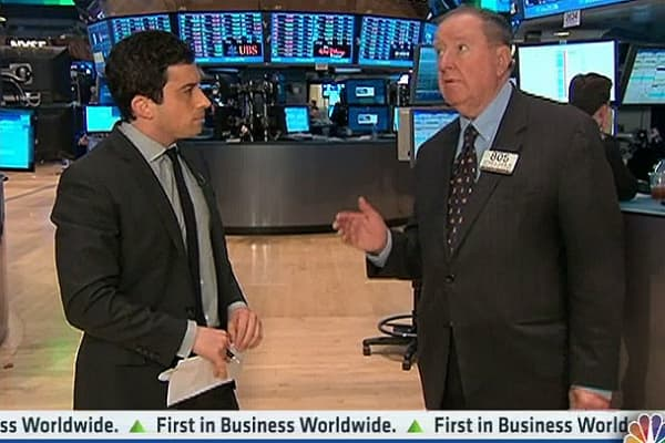 90 Seconds with Art Cashin: It's the Central Banks