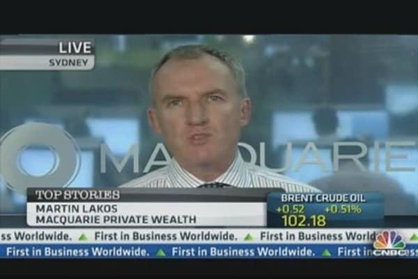 Is Kevin Rudd the Market's Friend?