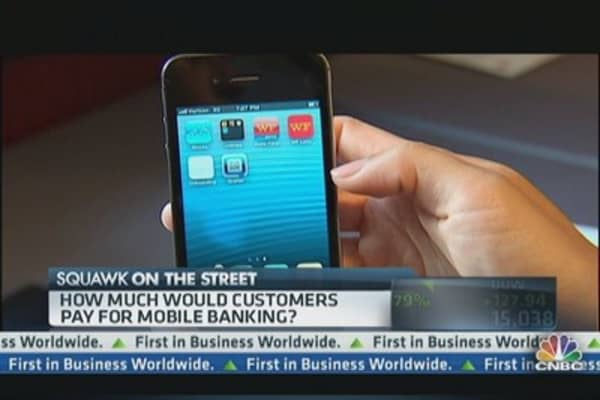 Would You Pay a $5 Mobile Banking Fee?