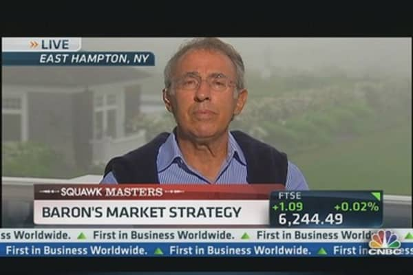 Baron: Why Now is the Time to Buy Strategy