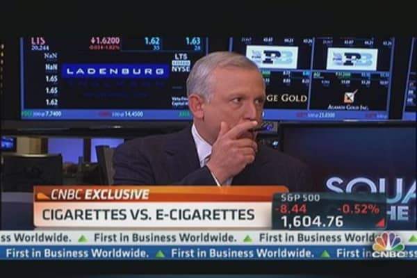 Puffing for Profits: Big Tobacco & E-Cigarettes