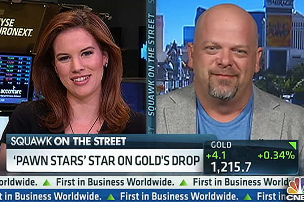 Pawn Star's 'Crazy World' of Gold and Silver