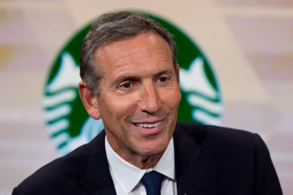 howard schultz leadership Howard schultz, the man behind the largest coffeehouse in the world -starbucks personal life and early career howard schultz was born on.