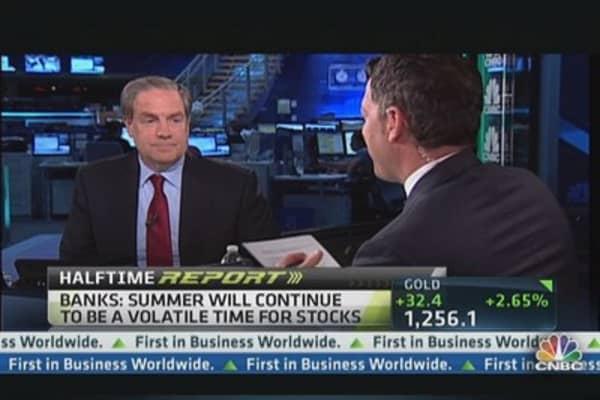 'Start of Bull Market': US Trust President