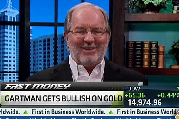 Dennis Gartman's 'Watershed' Shift on Gold