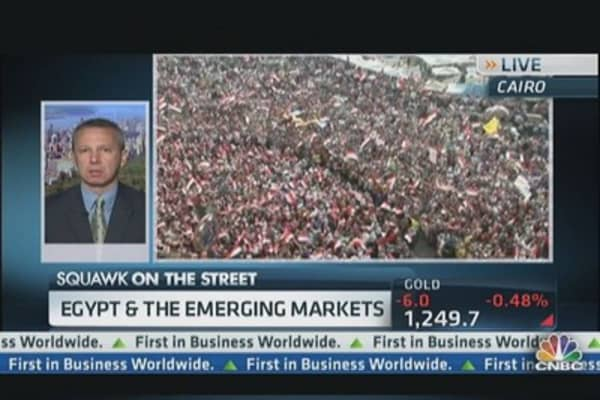Investing in Egypt & the Emerging Markets