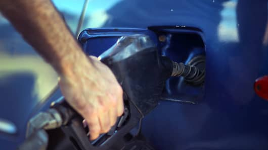 Why gasoline could spike 10 percent in the near future thumbnail