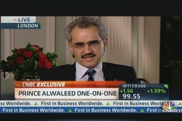 Prince Alwaleed: Forbes Suit Over Integrity of Saudi Arabia