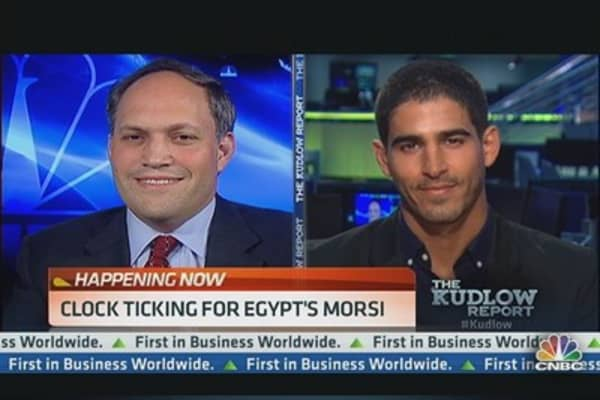 Clock Ticking for Egypt's Morsi