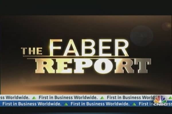 Faber Report: Slowest First Half for M&A