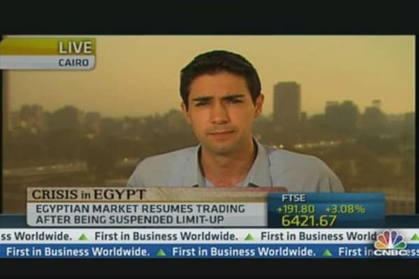 Egypt: Market Signals Are 'Encouraging'