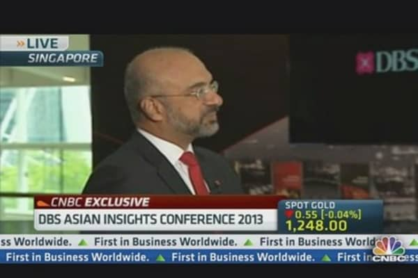 Markets Running Ahead Of Themselves: DBS Chief