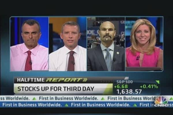 Interest Rate Ticker Shock Hits Markets