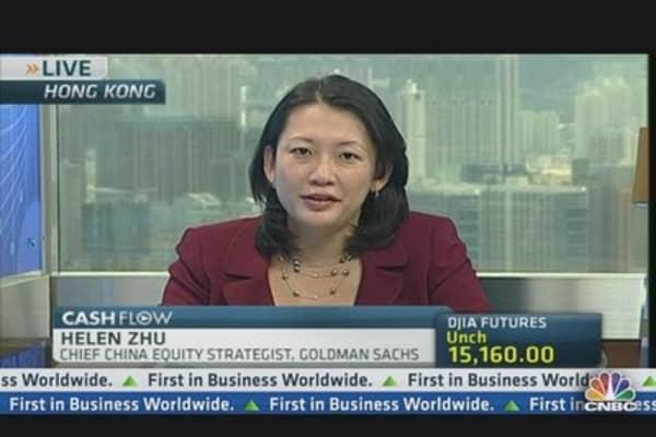 Growth Trumps China Worries: Goldman Sachs