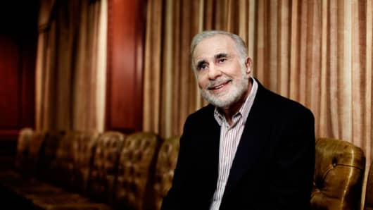 Carl Icahn, chairman of Icahn Enterprises