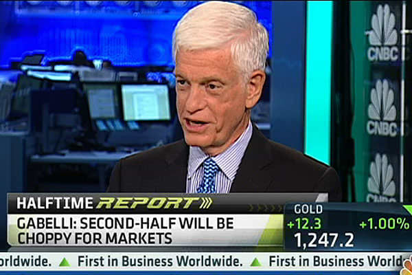 Mario Gabelli's 3 Bright Investment Areas