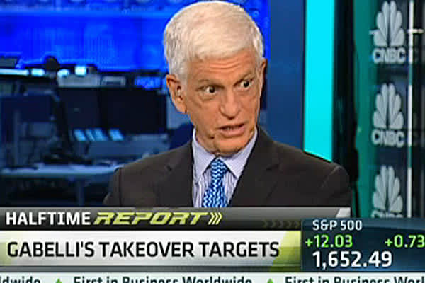 3 Potential Takeover Targets: Gabelli