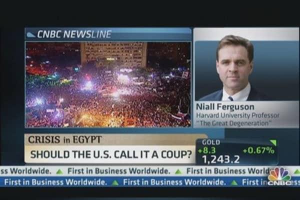 Egypt Names New Prime Minister
