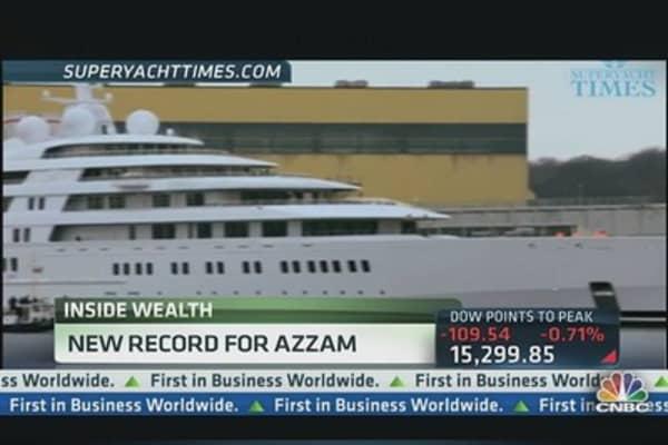 The Biggest Boat Gets Even Bigger
