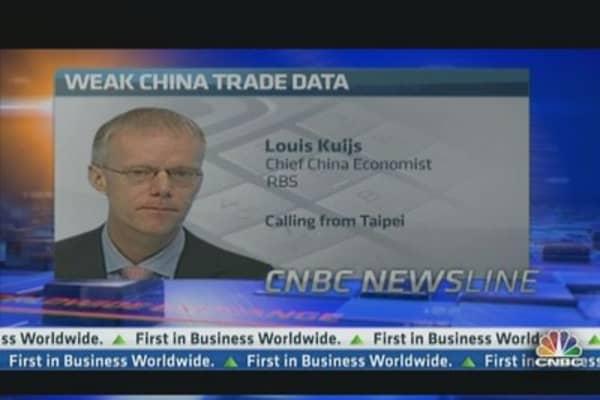 Does China Need Stimulus?